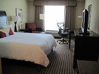 Travel Reviews: Atlanta, GA / ATL airport hotel -- Hilton Garden I...