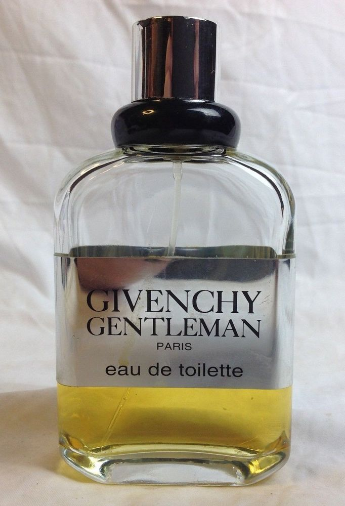 Rare Vintage Givenchy Gentleman Original 33 34 Oz Eau De