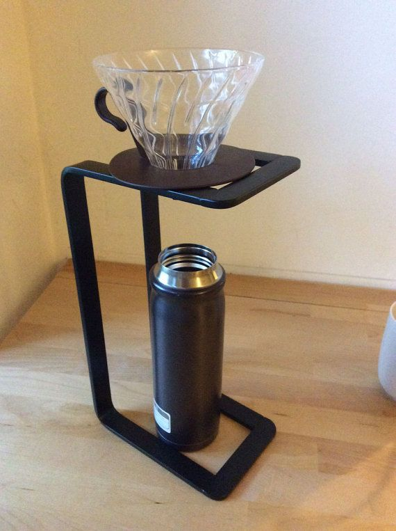 Drip Coffee Maker Stand : 46 best images about Coffee Drip Stand on Pinterest Ceramics, Teak and Stainless steel