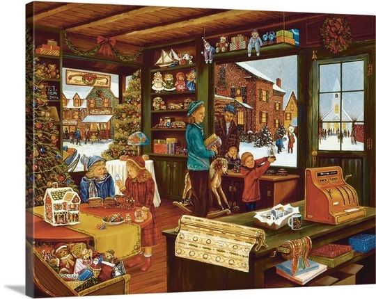 """Corner Store"" by H Hargrove"