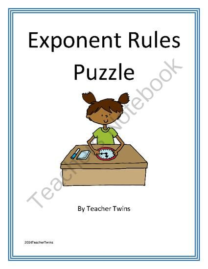Multiplying Exponent Worksheets Same Base - showme iding exponents with the same basefree ...