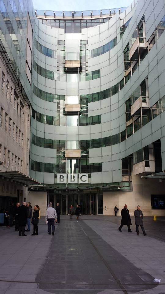 Review BBC Broadcasting House Tour - Educationista