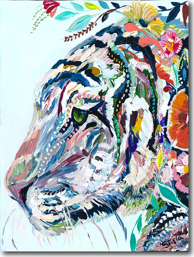 SkylineArtEditions.com - T for Tiger, $25.00 (http://www.skylinearteditions.com/t-for-tiger/)