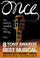 WEDNESDAY, FEBRUARY 25, 2015 @ 8PM THURSDAY, MARCH 12, 2015 @ 8PM Special Early Bird Offer! Limited opportunity to book fantastic seats for the Best Discounts! Set in modern day Dublin, ONCE is the story of a Guy who gave up on his music—and his love—and the Girl who inspired him to dream again. ONCE will dazzle you with its originality, wit and unforgettable music.