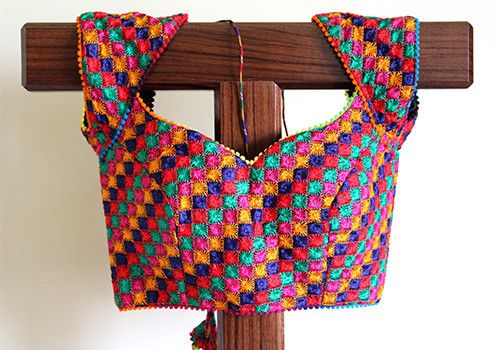 Black Kutch Work Blouse Design 16 – Desically Ethnic