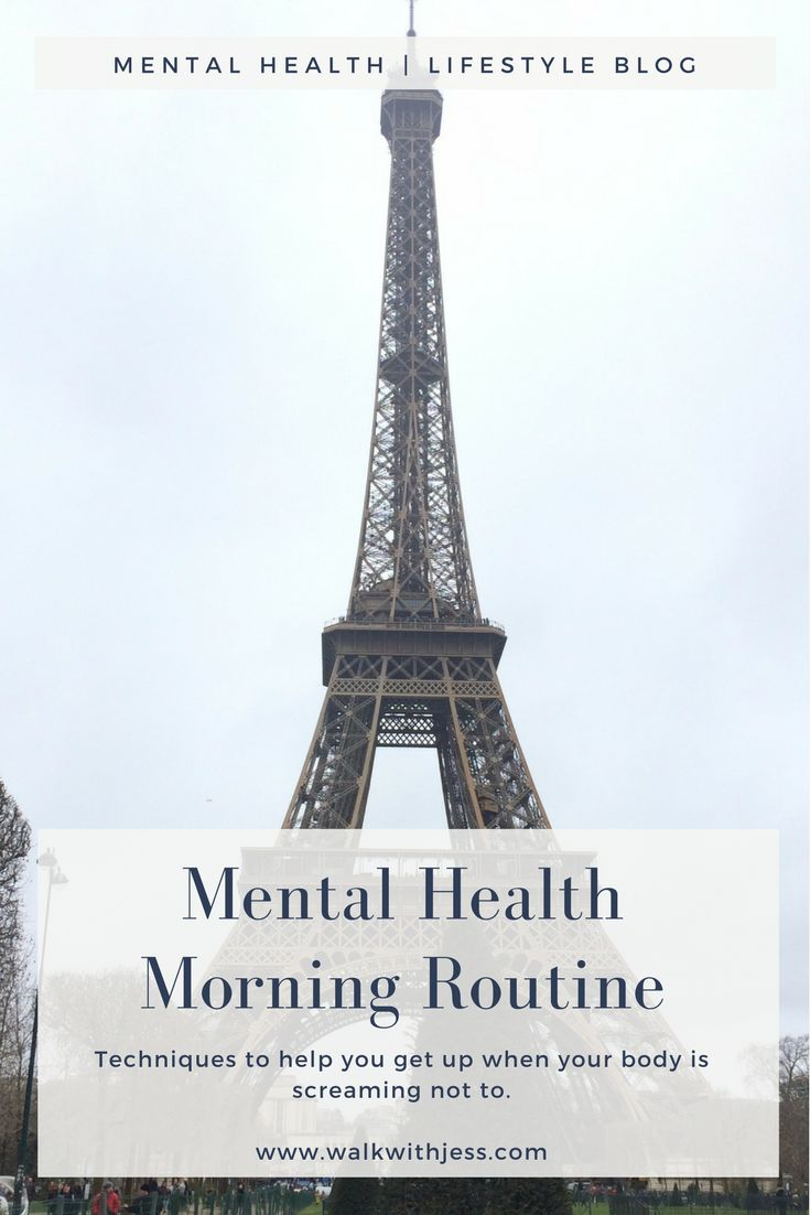 Mental Health Morning Routine Oh Mornings, they can be the most difficult times in the day. Especially if you struggle with your mental health. However, we can conqueror mornings and even make them something to look forward to with my mental health morning routine. I'm not going to tell you my morning routine is perfect, I don't …