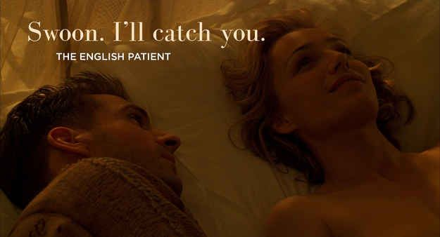 The English Patient: 36 Of The Most Romantic Film Quotes Of All Time