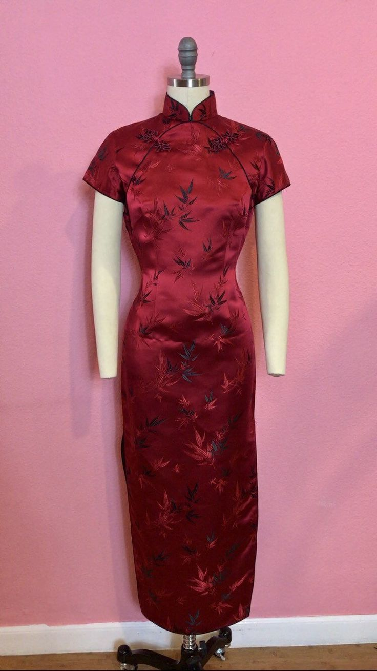 1516 best Vintage dresses, Cheongsam images on Pinterest | 60 s ...