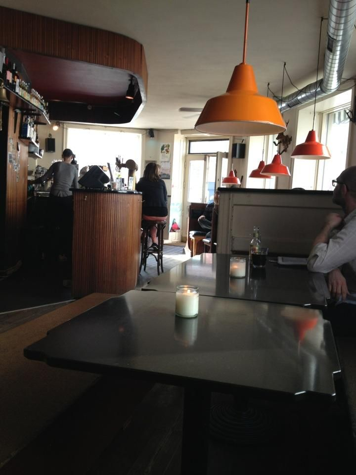 Cafe Dyrehaven - A great café in #Copenhagen