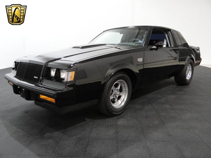 1987 Buick Grand National Coupe for sale #1781761 | Hemmings Motor News