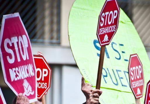 LA PAH TALAVERA LLAMA A LA PARTICIPACIÓN EN LAS ACCIONES CONTRA LA LEY MORDAZA - 45600mgzn