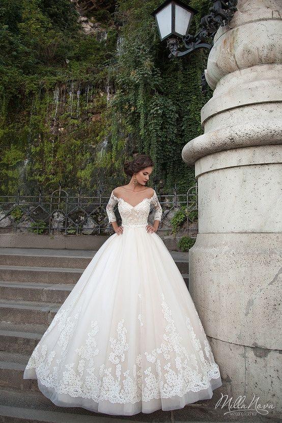 vestido moda casamento milla nova tendência casar 2016