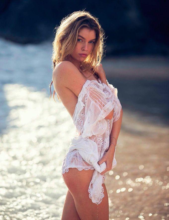 Ангелы Victoria's Secret в Vogue Spain (Интернет-журнал ETODAY)