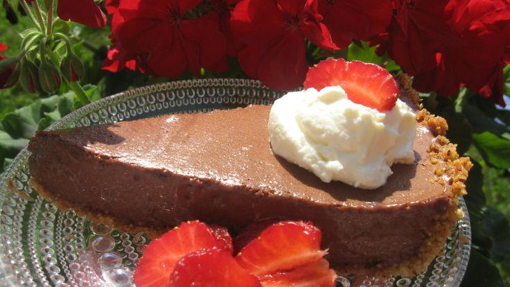 Kesän suklaa-unelma