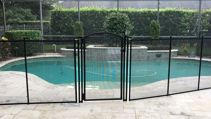 Baby Gate For Swimming Pool Pool Gate Pool Fence Mesh Pool Fence
