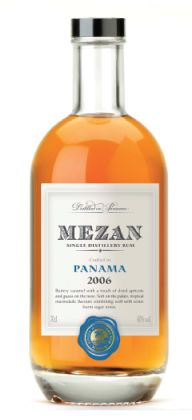 Panama 2006. Part of the Mezan range of single distillery rum, this 2006 vintage rum from Panama comes from the Distilleria Don Jose, which was founded in 1936. They also make the Ron Abuelo brand of Panamanian rum. A very handsome independent bottling from Mezan.