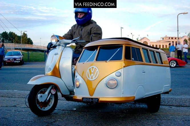 Best. Sidecar. Ever. >>> check similar images on Feedinco.com