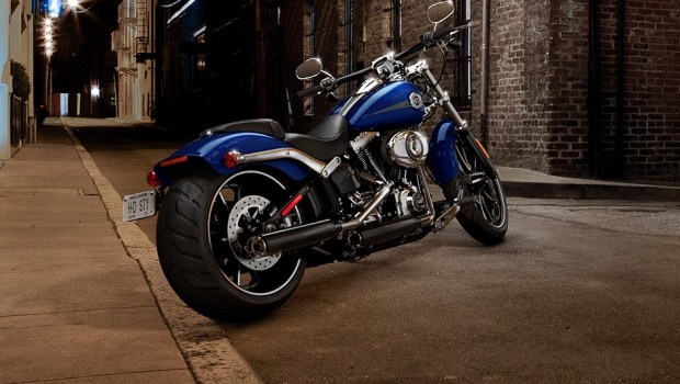 Harley Dadidson Breakout