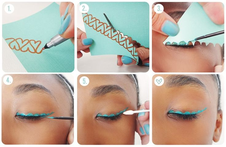 Different Way to Line Your Eyes | Sole Tutorials