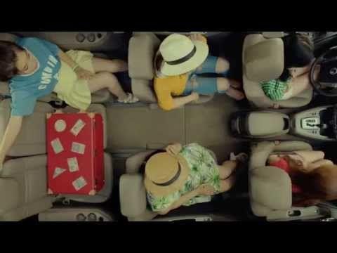 #KORANDO turismo [] [] [31s] [] 쌍용자동차 4MINUTE n' 포미닛  코란도 투리스모 [] TVCM [] [2015]