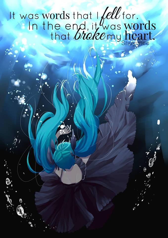 Deep Sea Girl                                                       �