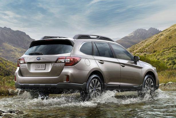 2016 Subaru Outback Back 1