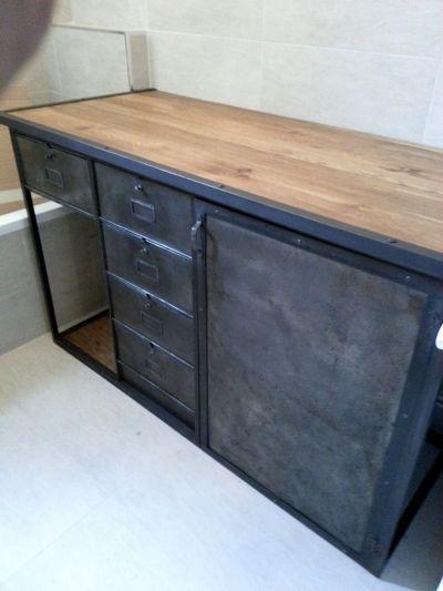 Mais de 1000 ideias sobre meuble salle bain no pinterest for Fabrication meuble salle de bain