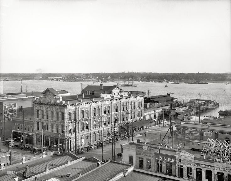 Shorpy Historic Picture Archive :: Florida Times-Union: 1904 high-resolution photo