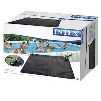Chauffez votre piscine hors-sol avec ce tapis solaire
