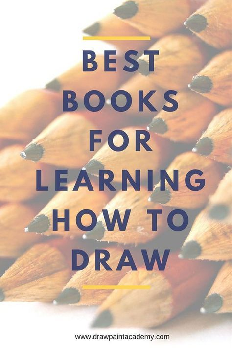 Best Drawing Books For Learning How To Draw Drawing is a challenging but necessary craft, expecially if you want to also become a proficient painter. Thankfully there is a wealth of information available on drawing to help guide you. The challenge can be sorting through the information to find those hidden gems among the rough. To save you the effort, I have put together a list of some of the best drawing books for learning how to draw. http://drawpaintacademy.com/best-drawing-books/