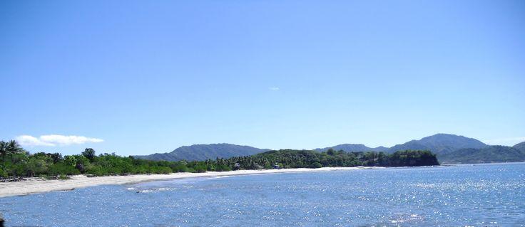 Playa Penca , la spiaggia dei Villaggi Flor de Pacifico