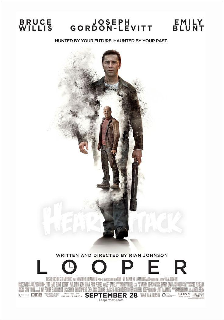 映画 LOOPER/ルーパー(Looper) 監督・脚本:ライアン・ジョンソン 出演:ジョゼフ・ゴードン=レヴィット ブルース・ウィリス エミリー・ブラント ポール・ダノ ジェフ・ダニエルズ パイパー・ペラーボ ギャレット・ディラハント 01 - Heart Attack Annex 2012