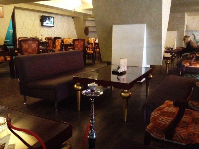 Cafeneaua Fenice, Palas Iasi