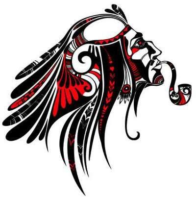 native american tribal tattoos - Google Search | Native ...