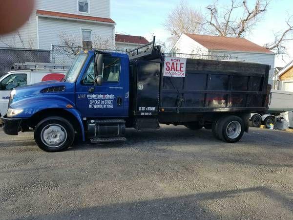 Dump truck for sale $245000