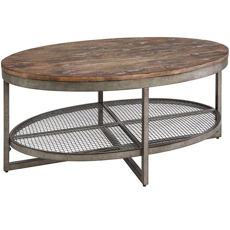 amazoncom inkivy sheridan coffee table brown see below kitchen u0026 dining