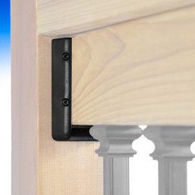 Best Angled Level Deck Railing Connectors Brackets 400 x 300