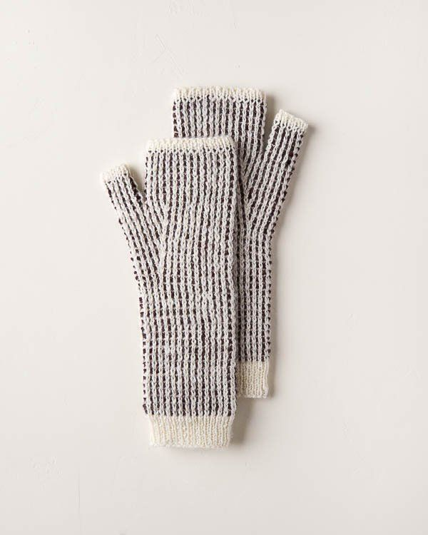 Dappled Hat, Mitten + Hand Warmer Set | Purl Soho | Punto | Pinterest