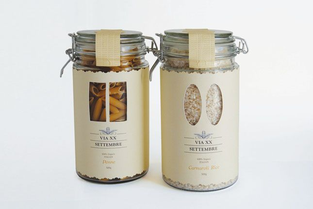 Image detail for -boutique organic food packaging the aim was to design a logo and apply ...