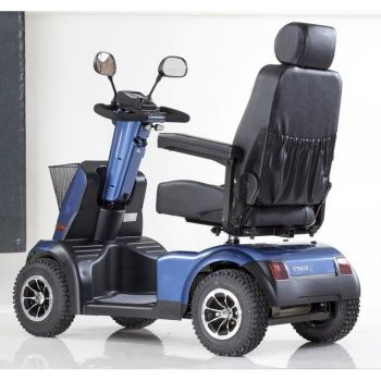 Breeze C 4-Wheel Review 2016   Power Scooter