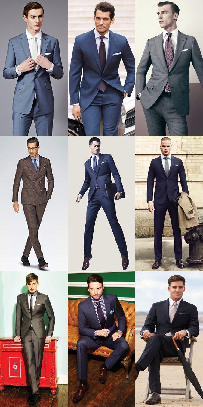 suits #men #suit #office #wear