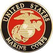 U.S. Marines Pin - Meach's Military Memorabilia & More