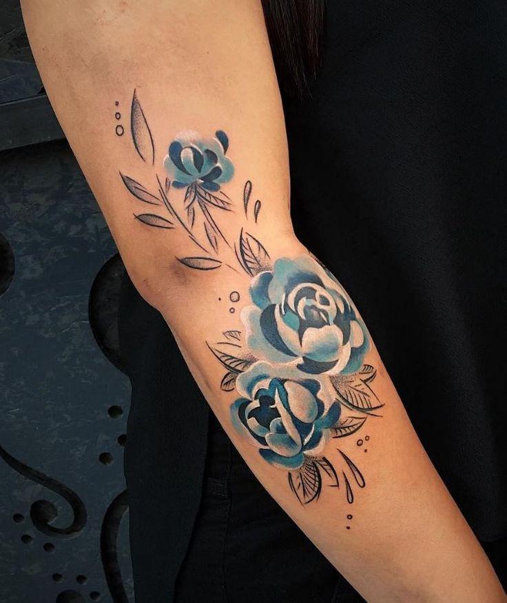 Jasmine Flower Tattoo Designs: The 25+ Best Jasmine Flower Tattoos Ideas On Pinterest