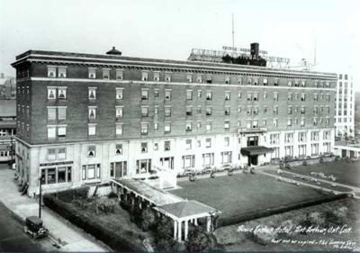 Prince Arthur Hotel - Thunder Bay Ontario - and yes it's haunted!