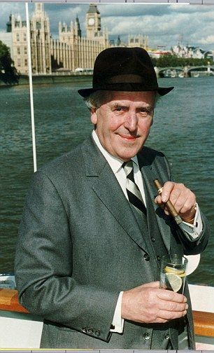 British film and TV icon George Cole, whose career lasted more than 70 years. 22/04/1925 - 05/08/2015. RIP George