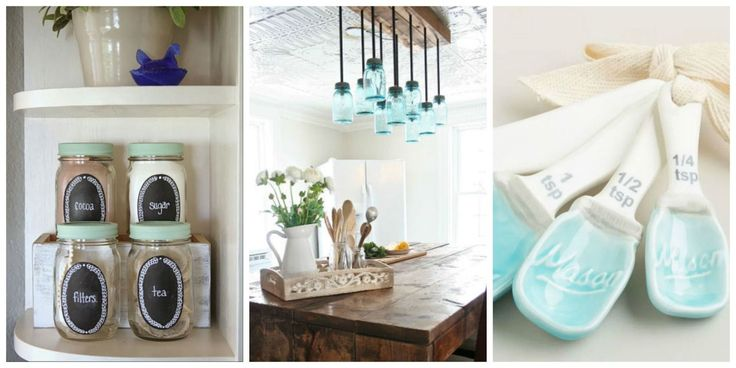 Say hello to your new favorite kitchen decorating ideas.