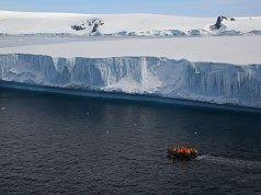 Nový výzkum potvrzuje, že pod antarktickým ledem existuje neznámý život