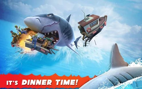Hungry Shark Evolution– miniatyr av skärmdump