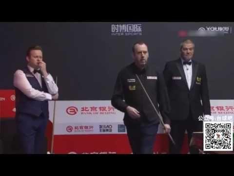 Shaun Murphy v Mark Williams QF 2017 Snooker China Open