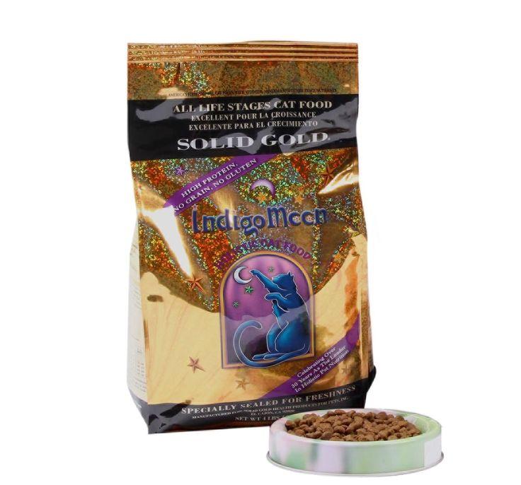 Solid Gold Indigo Moon Dry Cat Food